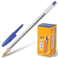 Ручка шар Cristal синяя 1 мм 847898